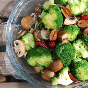 Jujube and Broccoli Superfood Stir Fry