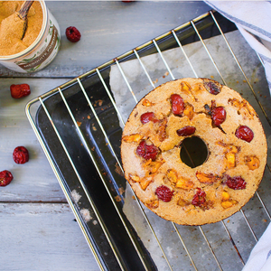 Recipe: Healthy Jujube Fruit Cake - GF, DF, Vegan