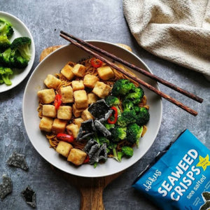 Recipe: Salt & Pepper Tofu by Cooking with Supy
