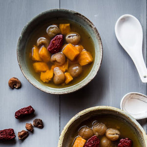 jujube red dates logan soup