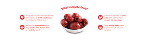 What is Jujube Fruit? (Red Date)