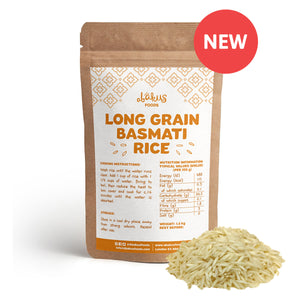 Long-Grain Basmati Rice