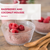 Raspberry and Coconut Mouse- Easy and Cheap Student Recipes - door2doorstudentstorage