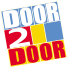 Door2Door Student Storage and Student Room Packing Service Logo