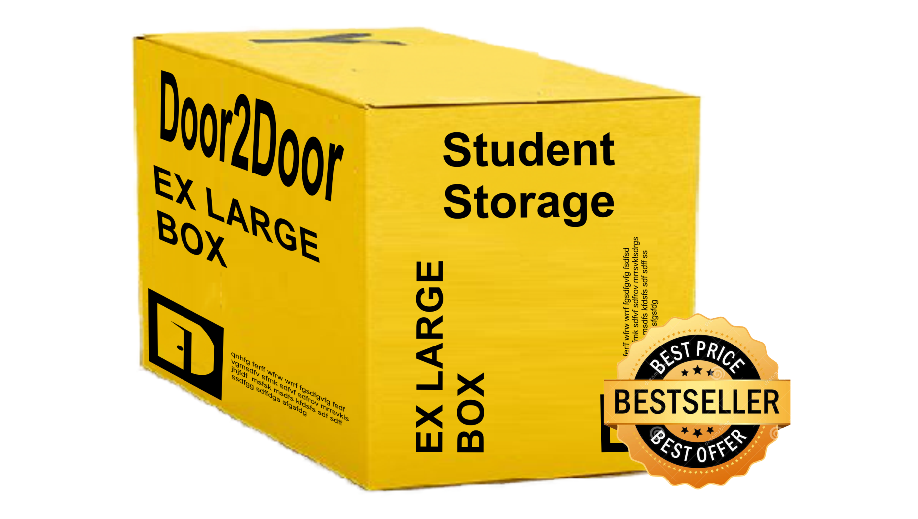 Door2DoorStudentStorage EXL Box