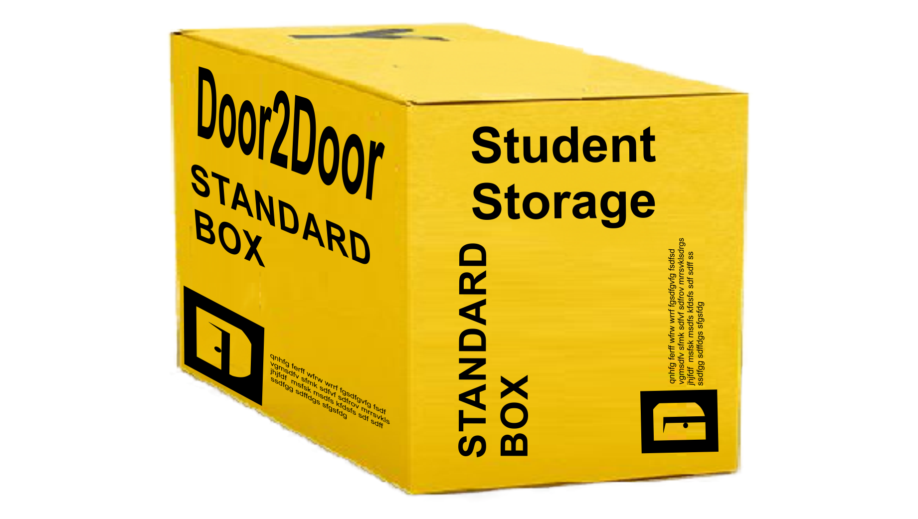 Door2Door Student Storage Standard Box