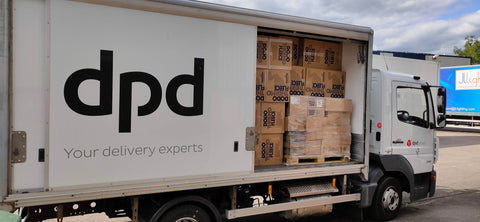 DPD Lorry