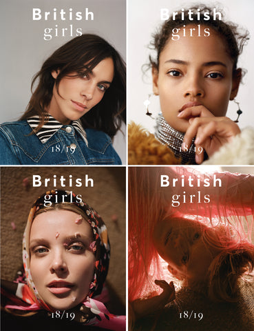 BRITISH GIRLS ISSUE 4 (18/19) OUT NOW
