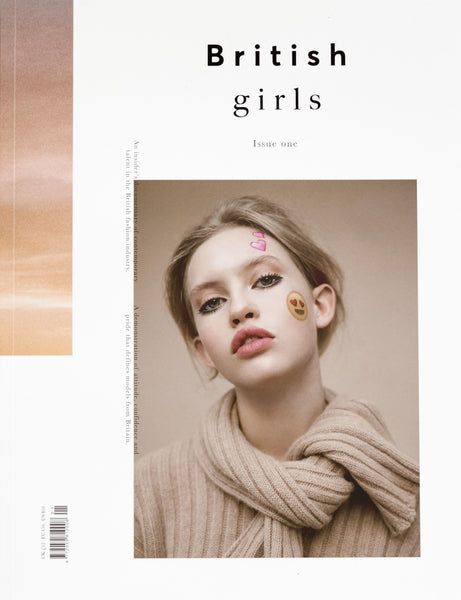 British Girls Magazine Issue 1