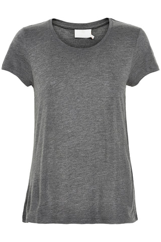 Kaffe - dark grey t- shirt