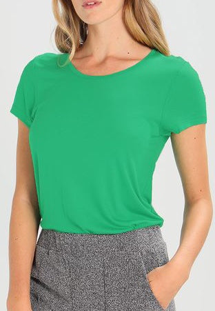 Kaffe - jelly bean green t shirt