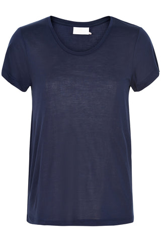 Kaffe - Navy t shirt