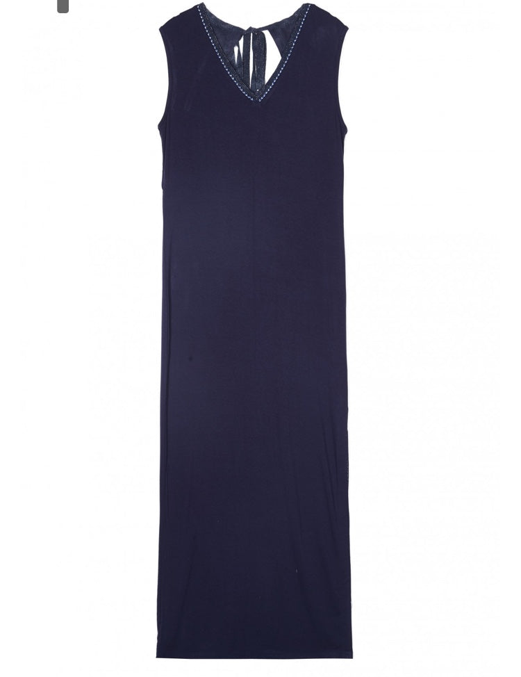 Grace & Mila - Polochon dress - Navy