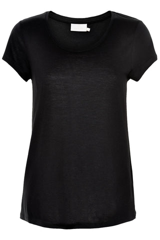 Kaffe - Black t shirt