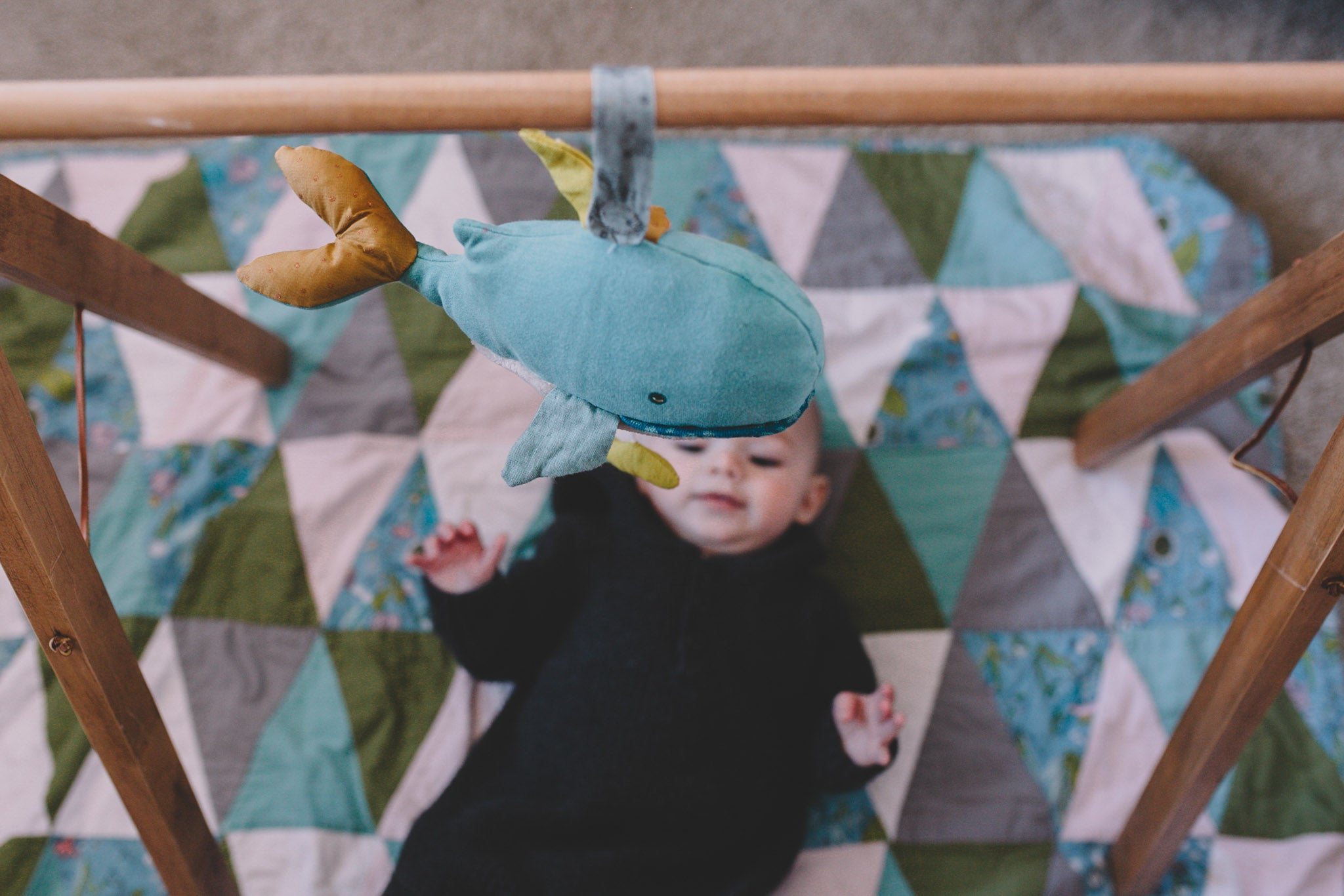 Choose the right baby gym and playmat