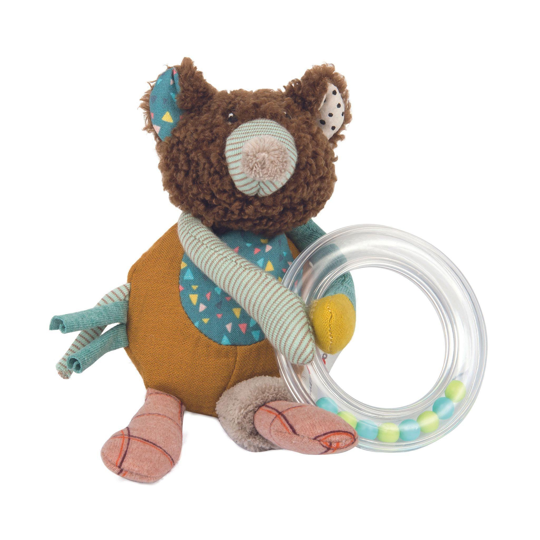 Moulin Roty Bear Rattle