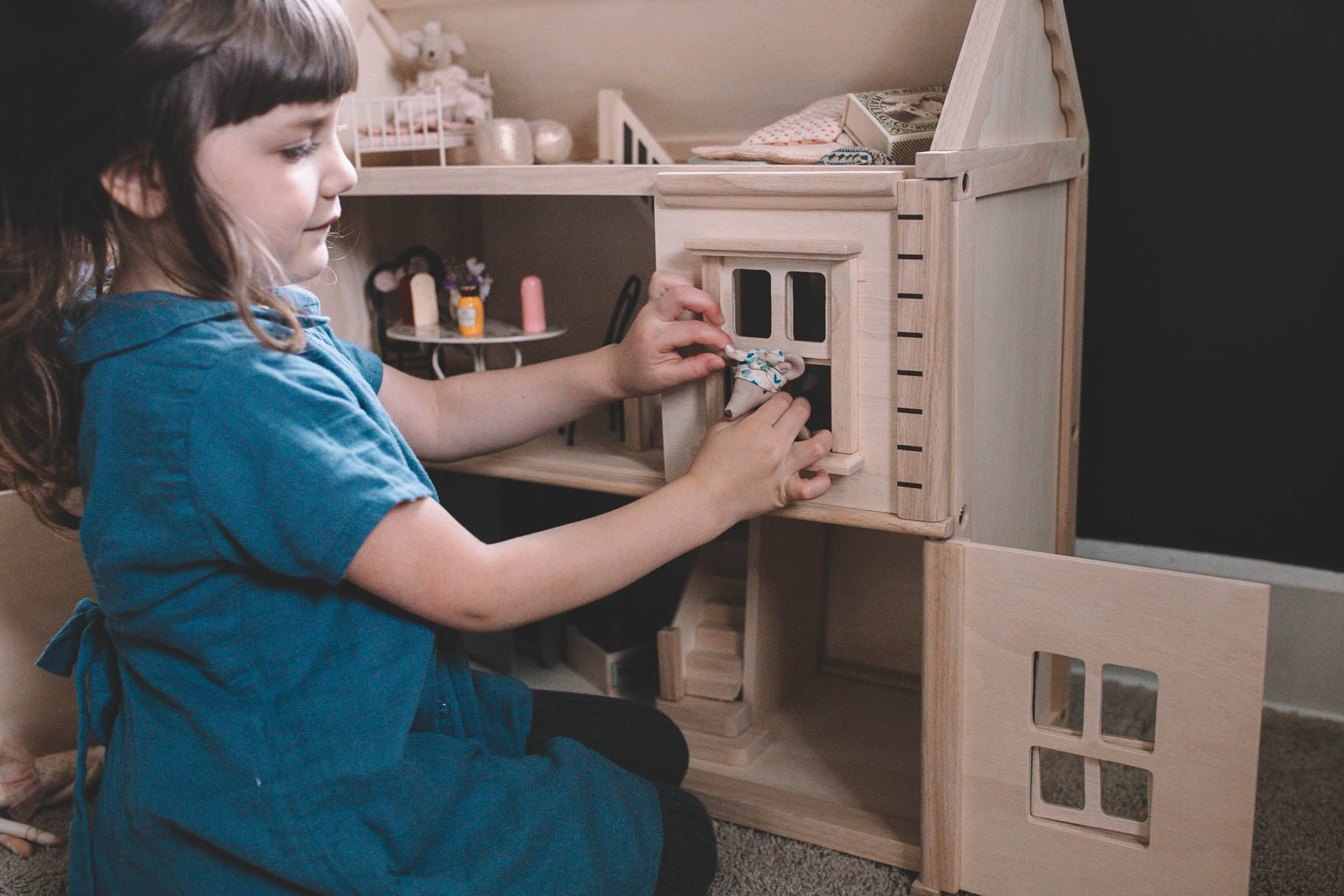 The 100 Doll S House Play And Why It Matters One Hundred Toys
