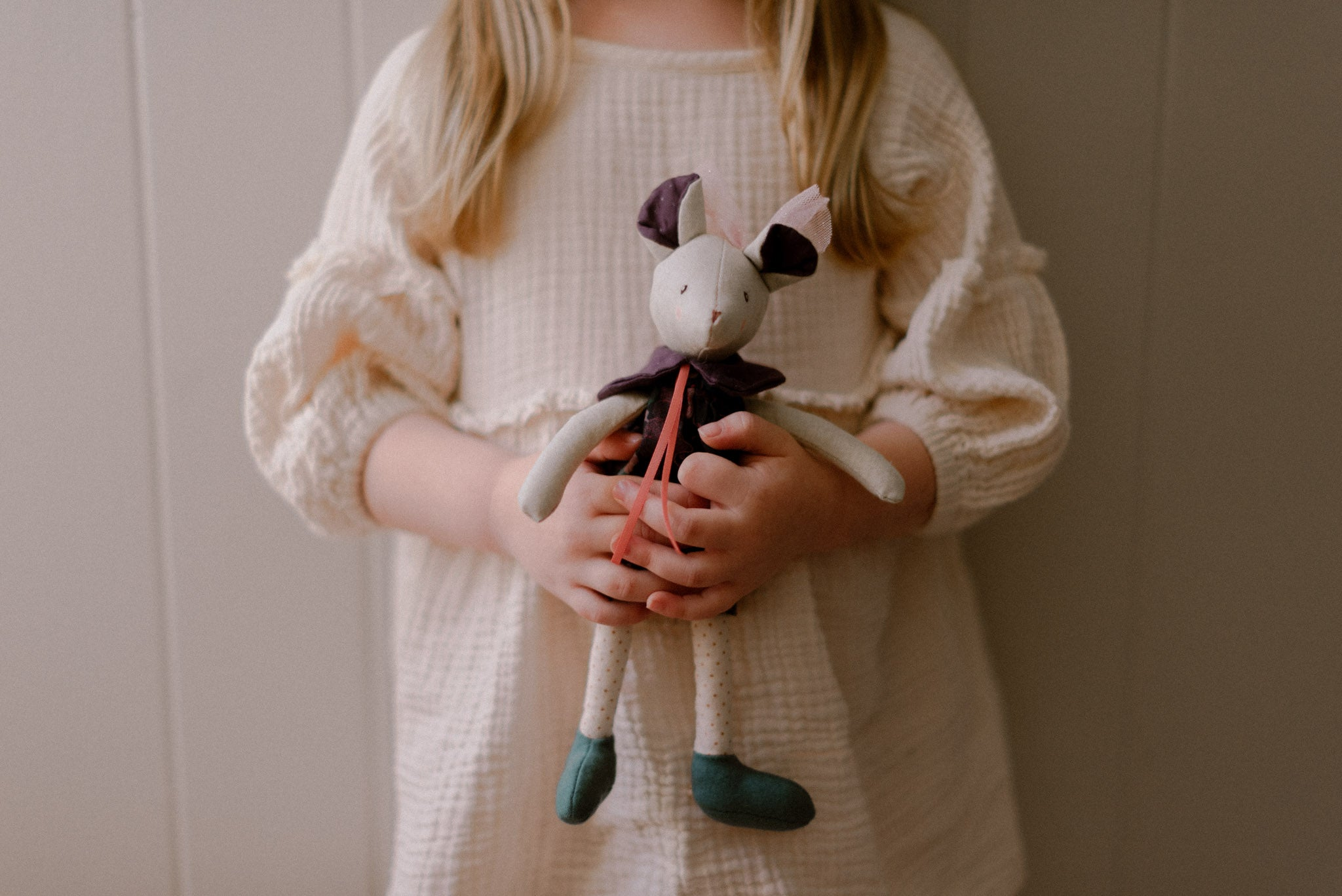 Soft toys - Moulin Roty mouse