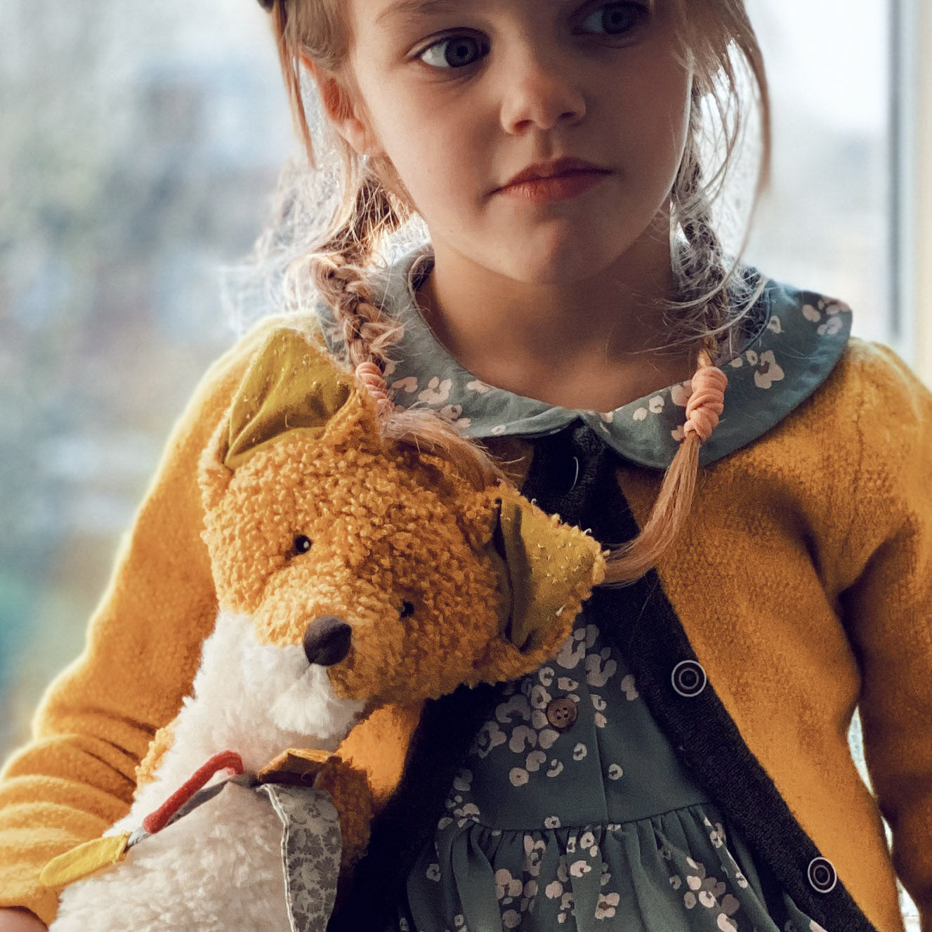 Soft toys for comfort and imaginative play