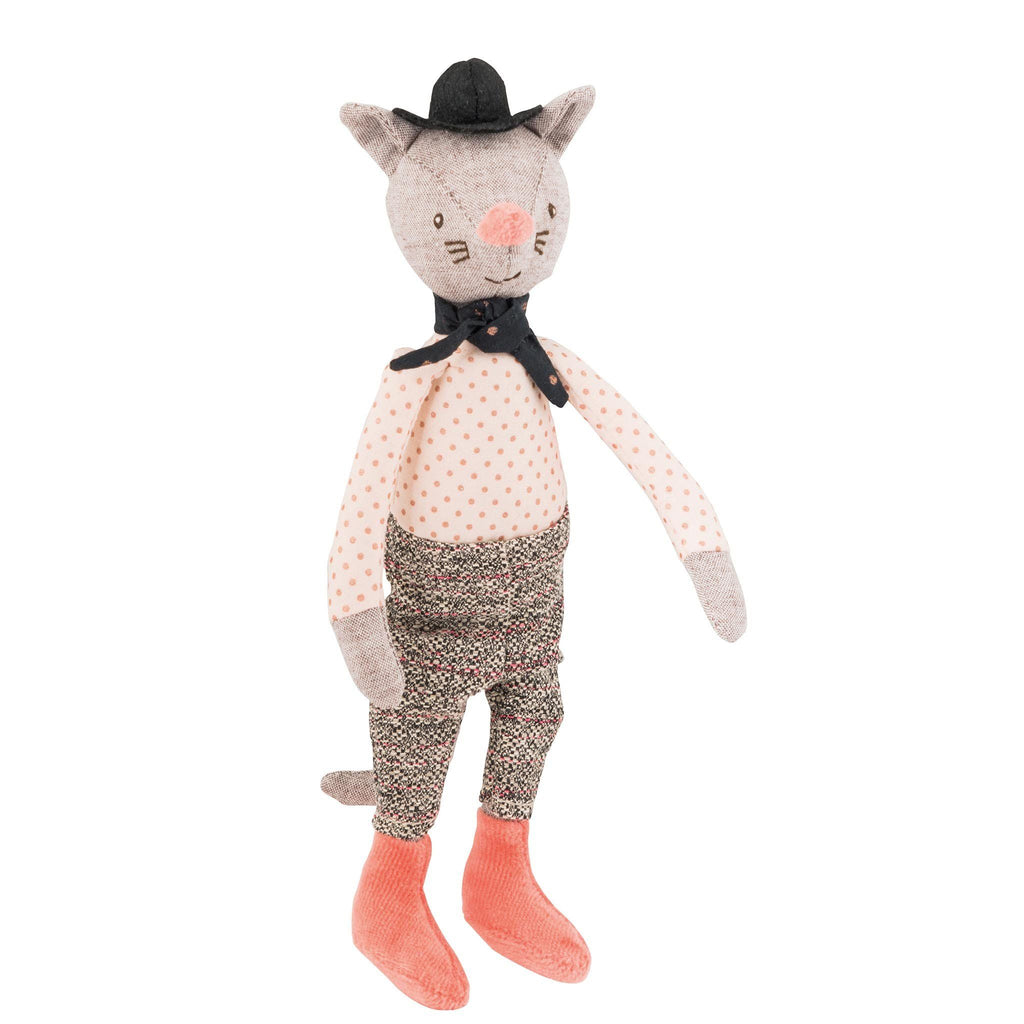 Moulin Roty miniature gallant cat