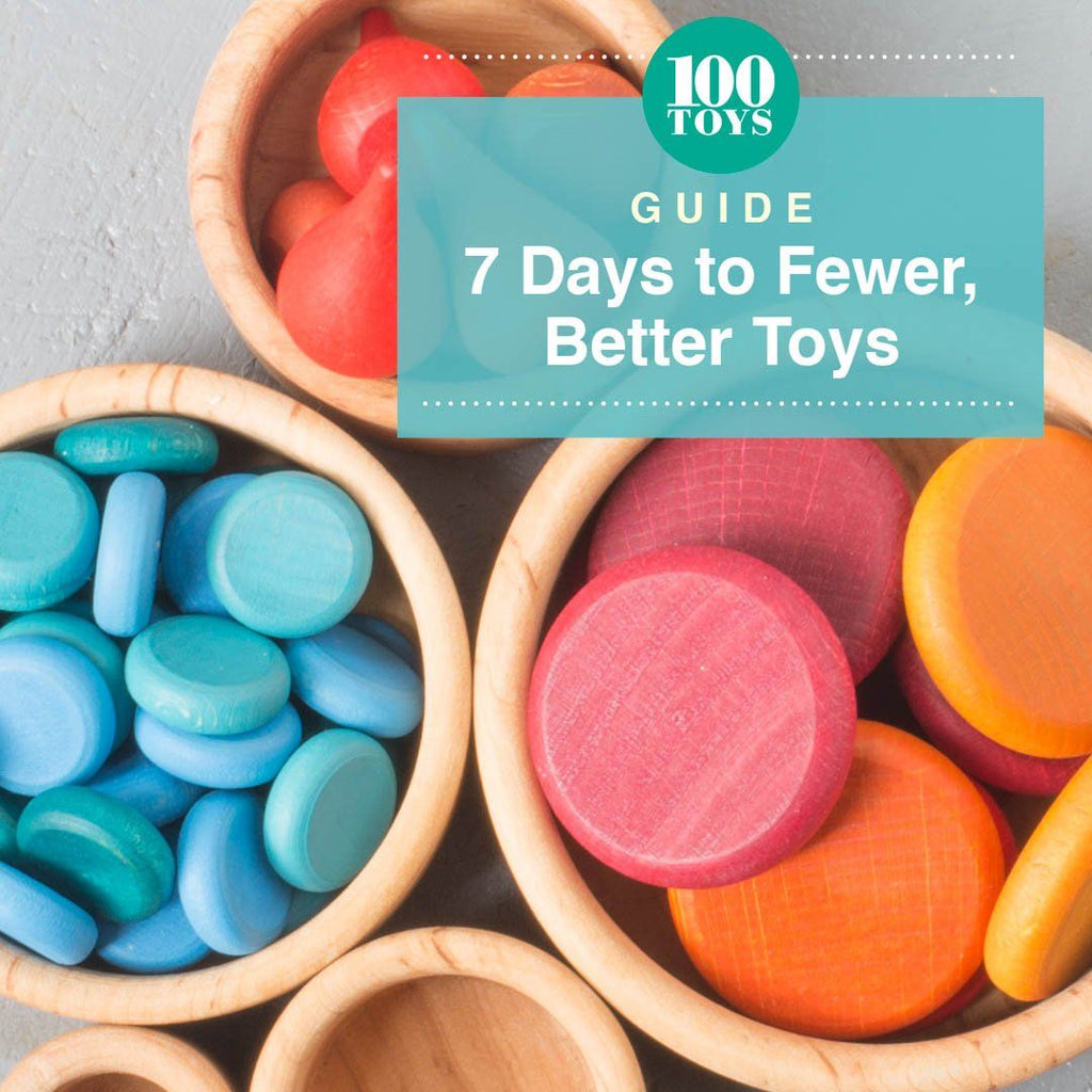 7 Days to Fewer, Better Toys