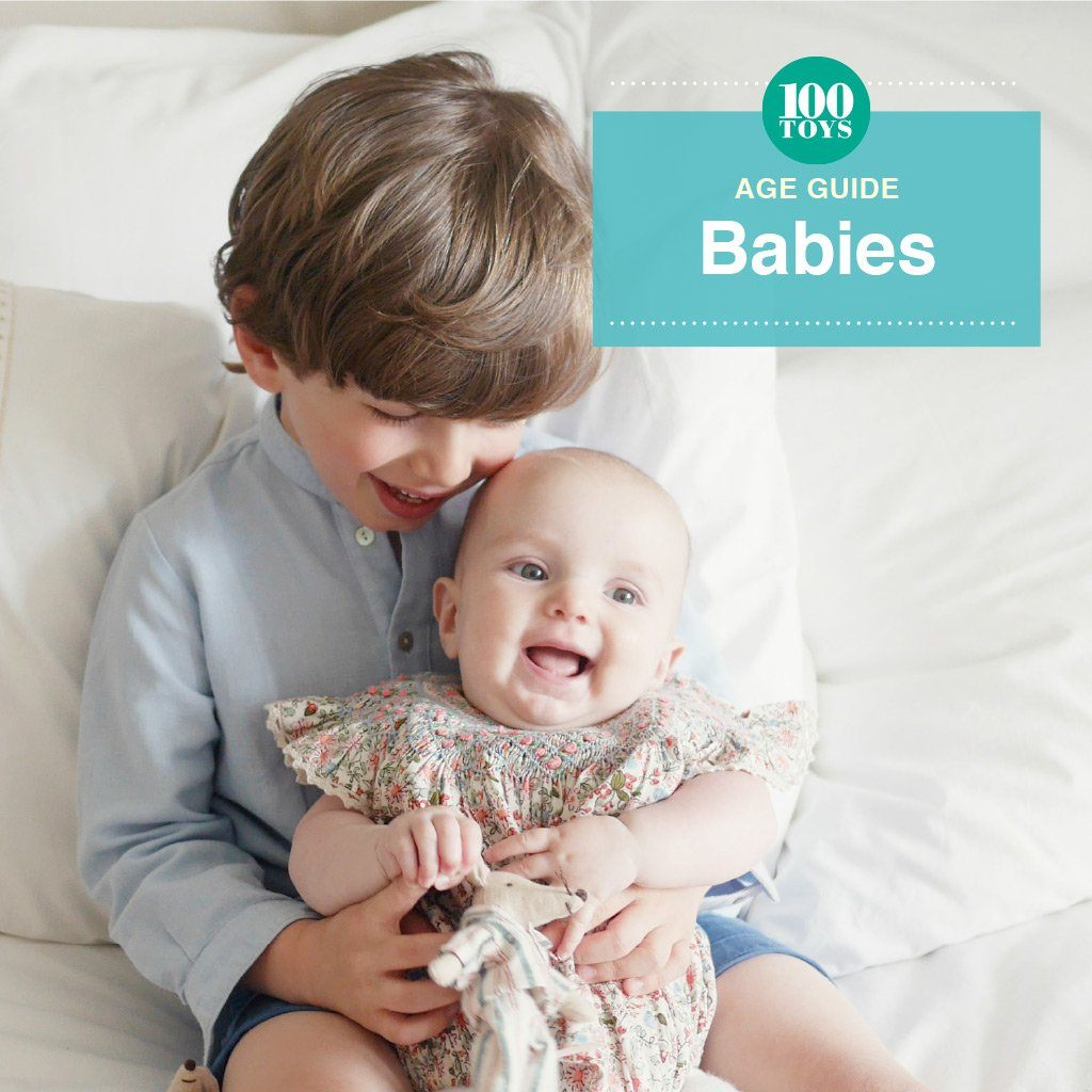 100 Toys Age Guide - Babies