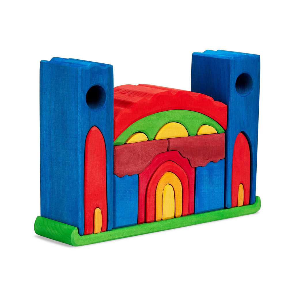 Gluckskafer Big Castle [Blue]