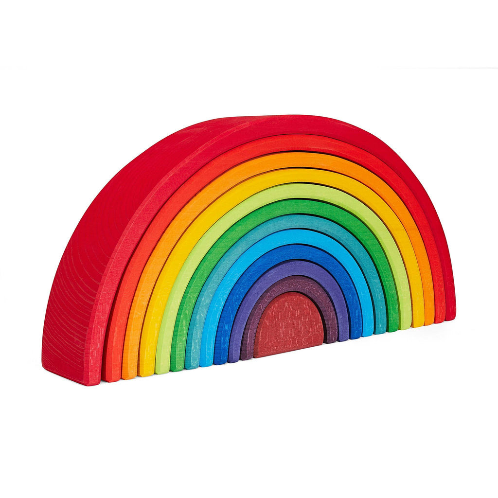 Grimm's Large Rainbow [12 Pieces]