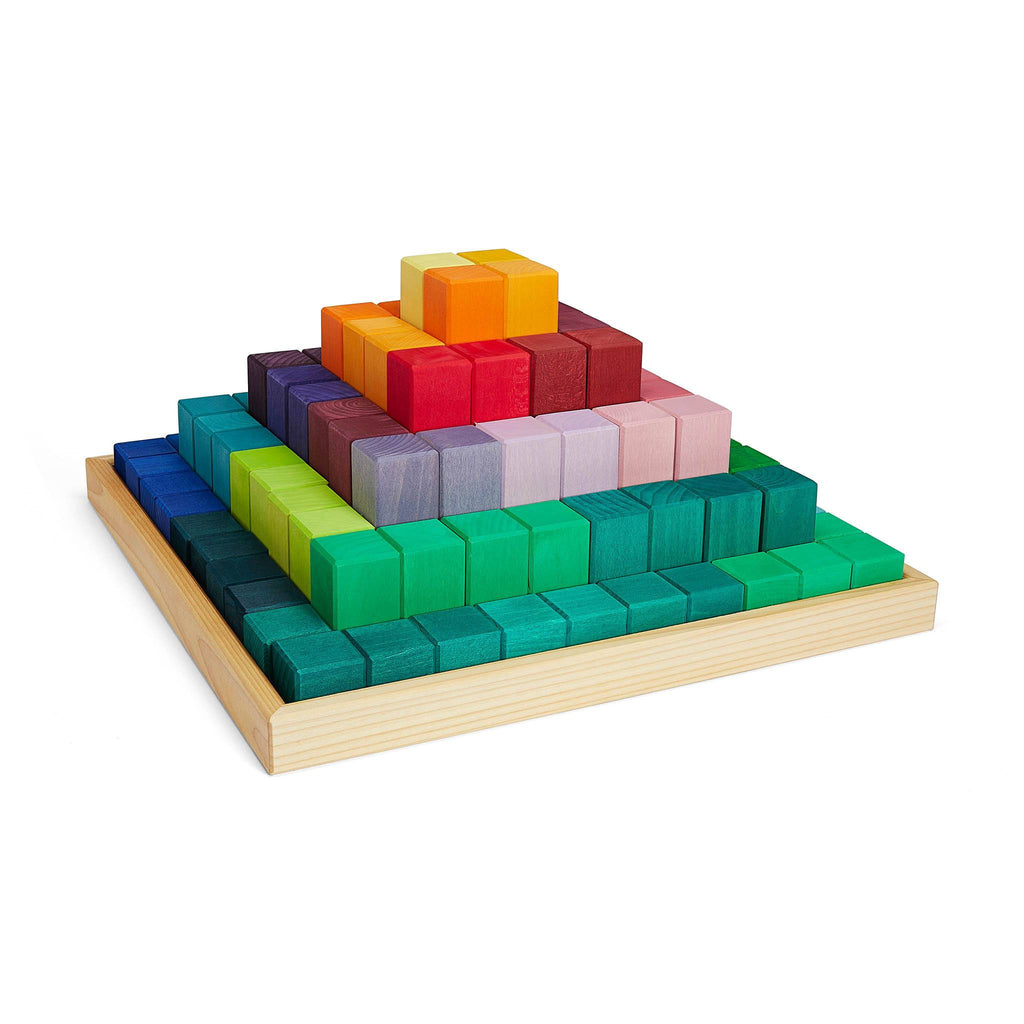 Grimm's Building Blocks: Large Stepped Pyramid