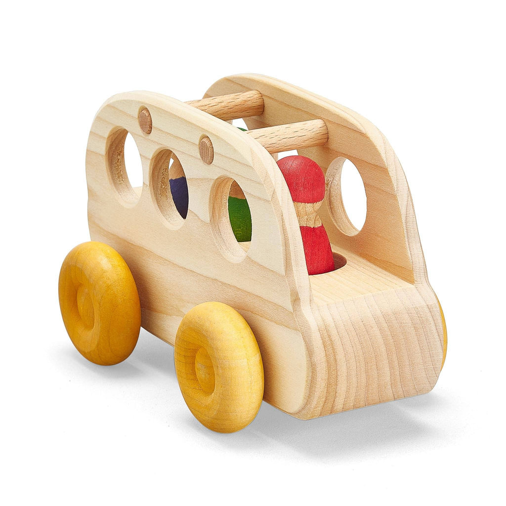 Grimm's Wooden Bus 1