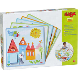 HABA Animal Adventure matching game