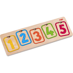 HABA Wooden puzzle First Numbers