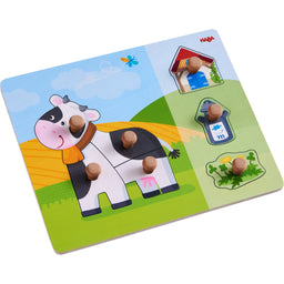 HABA Clutching puzzle Annabelle the Cow