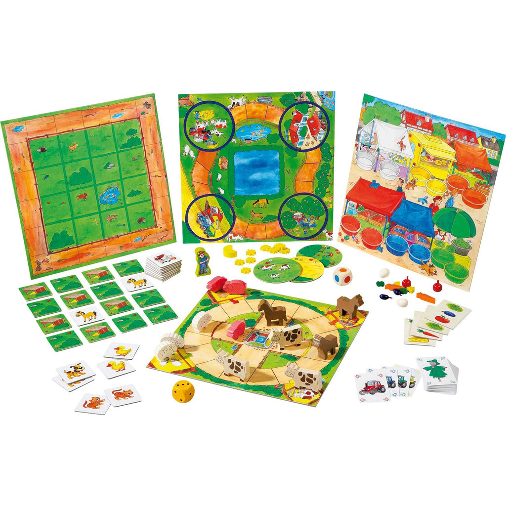 HABA My First Treasury Of Games