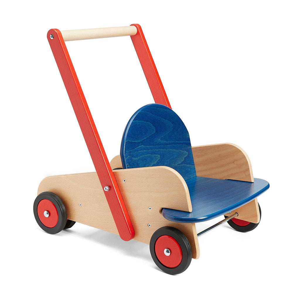 HABA Wooden Walker Wagon