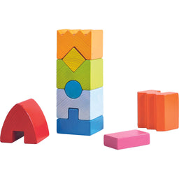 HABA Stacking Game Geometric Tower