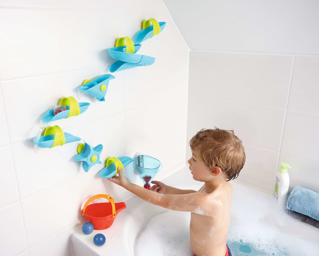 HABA Ball Track Bathing Bliss – Giant Water Maze
