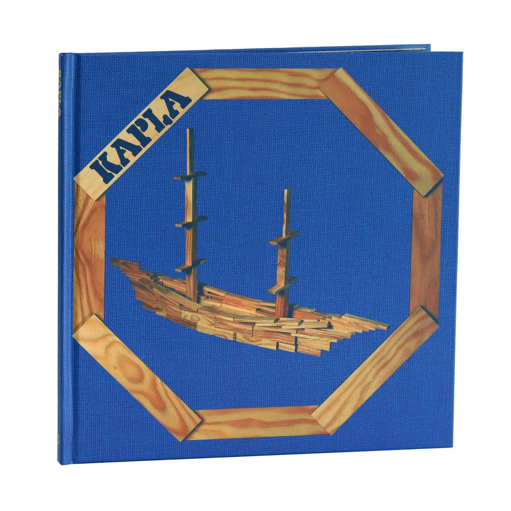 Kapla Art Book: Structures For Advanced Builders