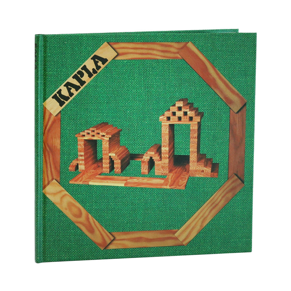 Kapla Art Book: Simple Architecture