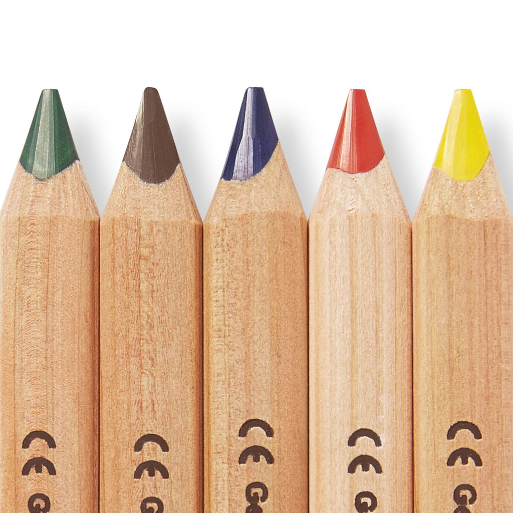 Lyra Ferby Unlacquered Pencils 6 Pack