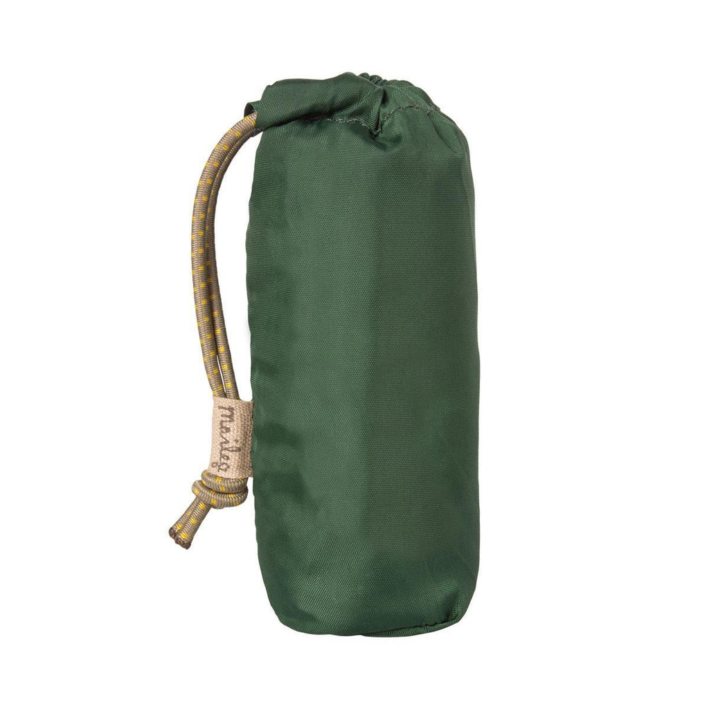 Maileg Sleeping Bag Small Mouse - Green 1
