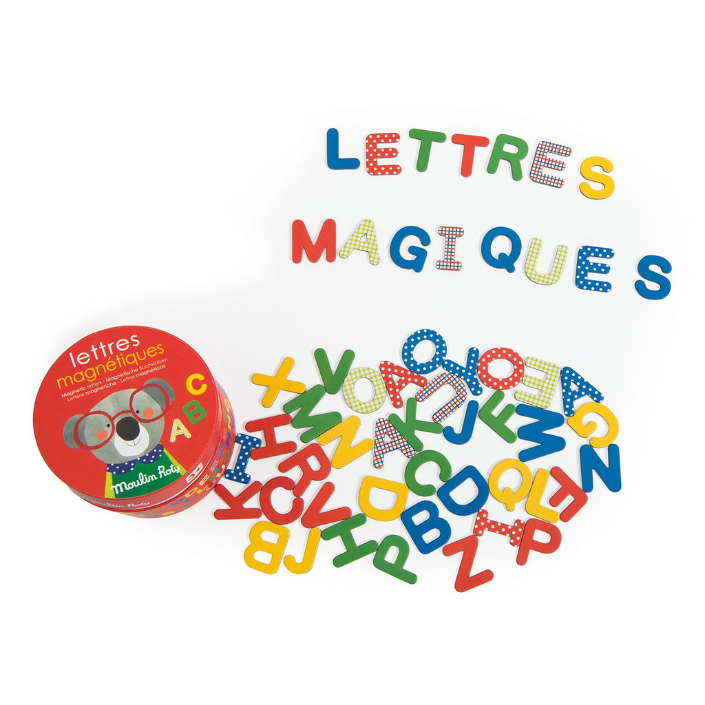 Moulin Roty Magnetic Letters