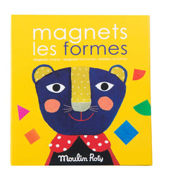 Moulin Roty Magnetic Game - Shapes