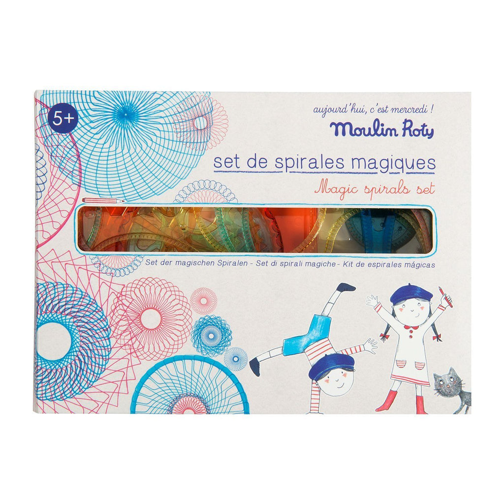 Moulin Roty Magic Spirals Set