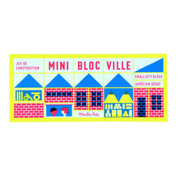 Moulin Roty Mini Building Blocks 23 Pcs.