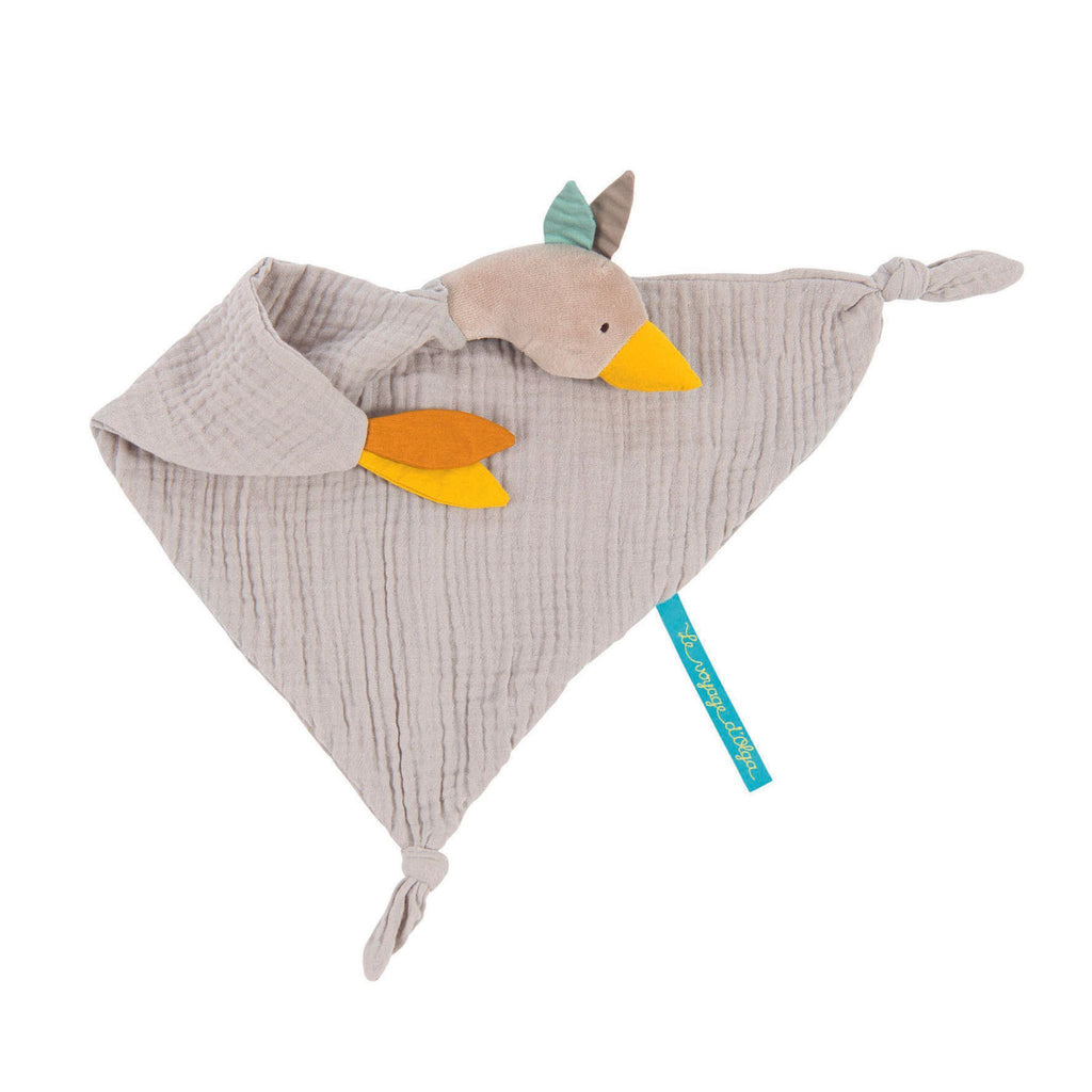 Moulin Roty Goose Muslin Comforter