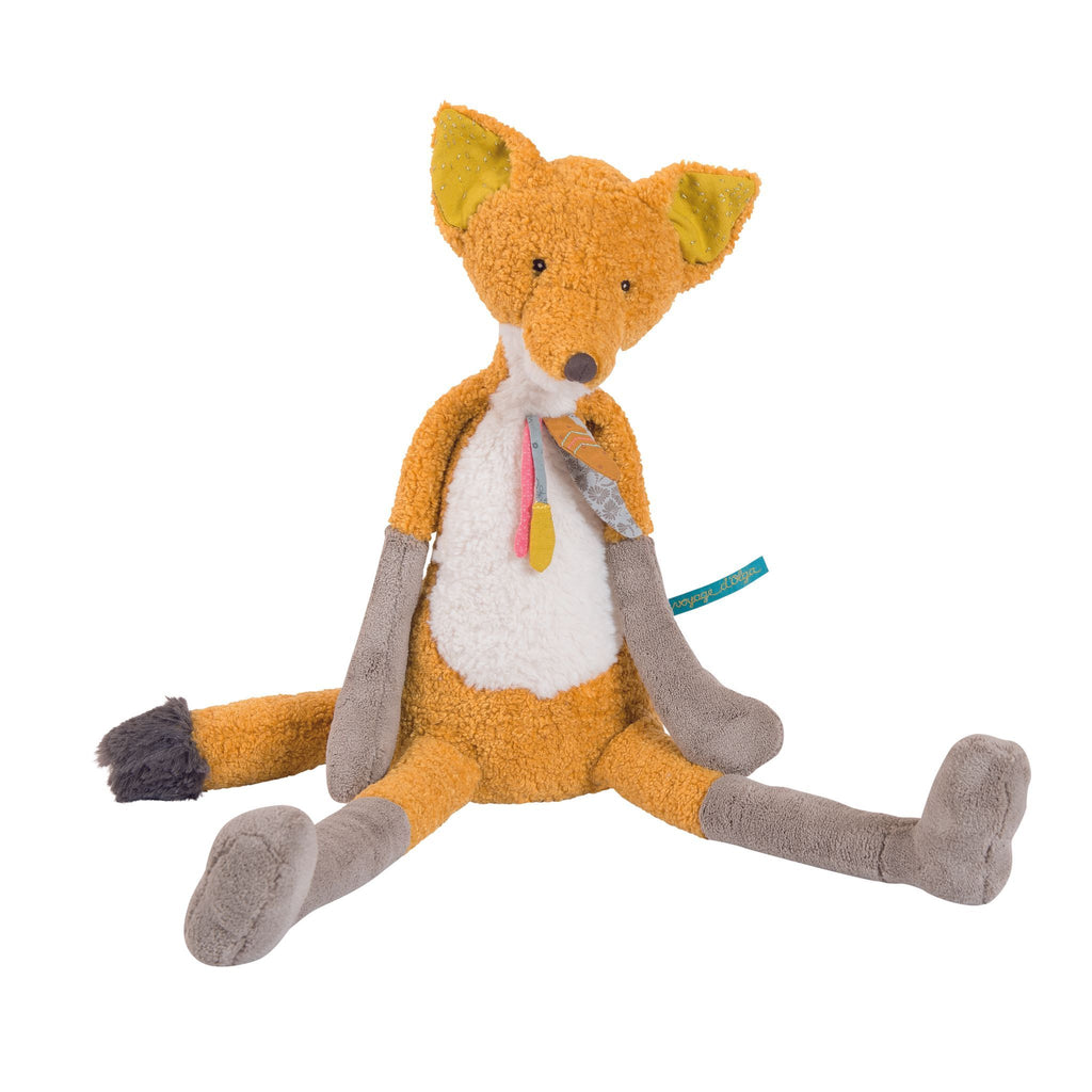 Moulin Roty Chaussette The Large Fox