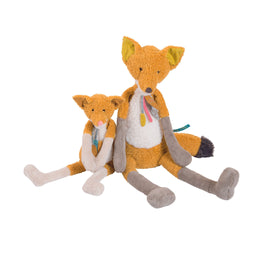 Moulin Roty Chaussette The Large Fox 1
