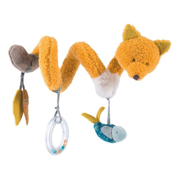 Moulin Roty Chaussette The Fox Activity Spiral 1