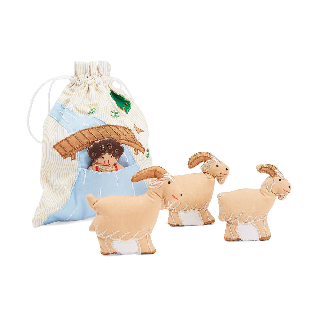 Oskar & Ellen Story Bag: Three Billy Goats